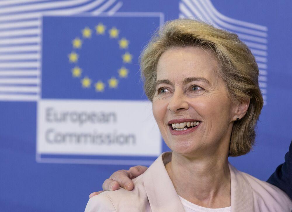 Nominee for the EU's Top Job Is Weak. That's Her Strength.