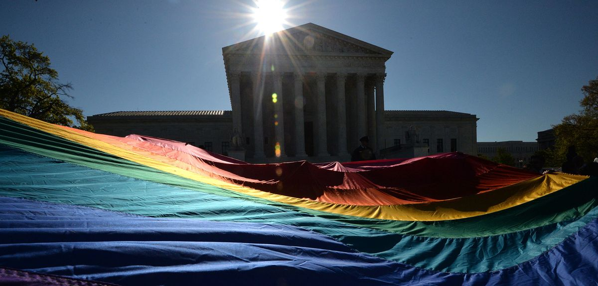 U.S. Supreme Court Appears Divided Over Bias Suits by LGBT Workers