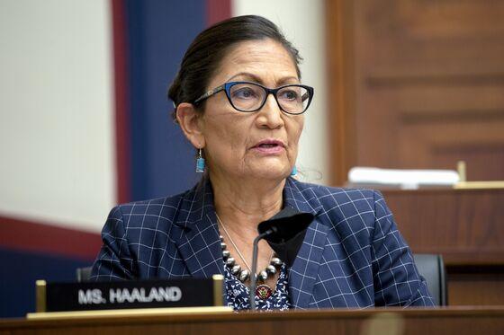 Biden Urged to Make Haaland First Native American in Cabinet