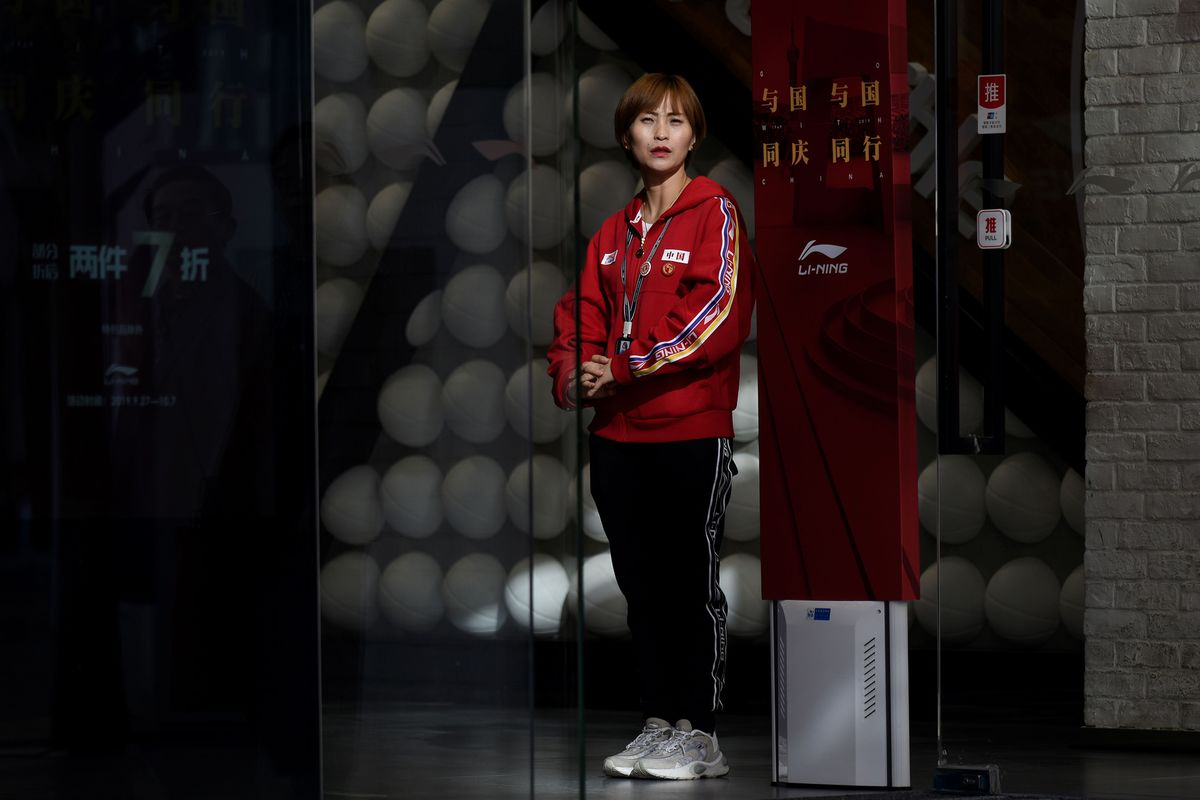 200% Stock Surge Makes Li Ning World's Hottest Sportswear Firm