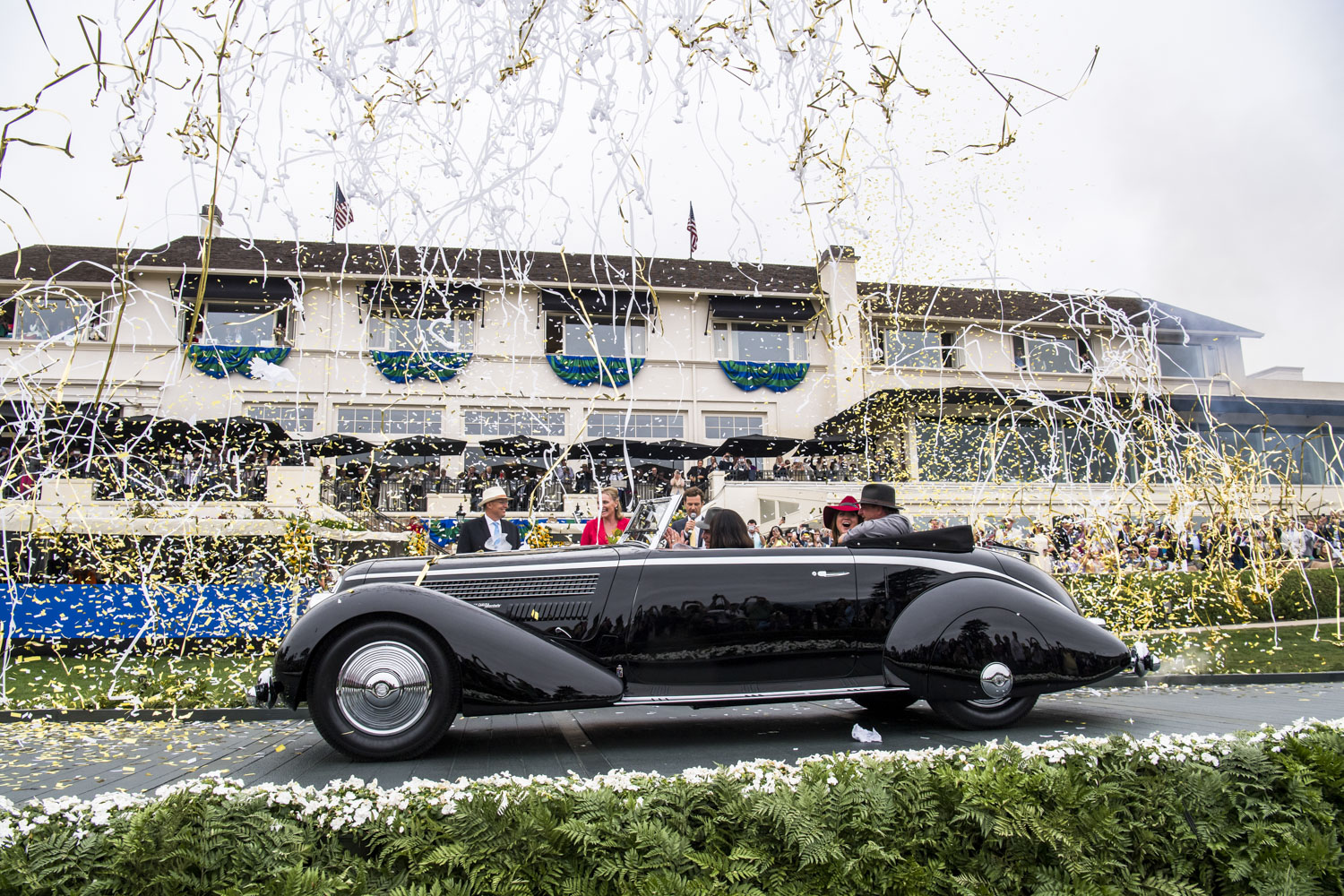 Most Beautiful Cars at the 2016 Pebble Beach Concours d\'Elegance ...