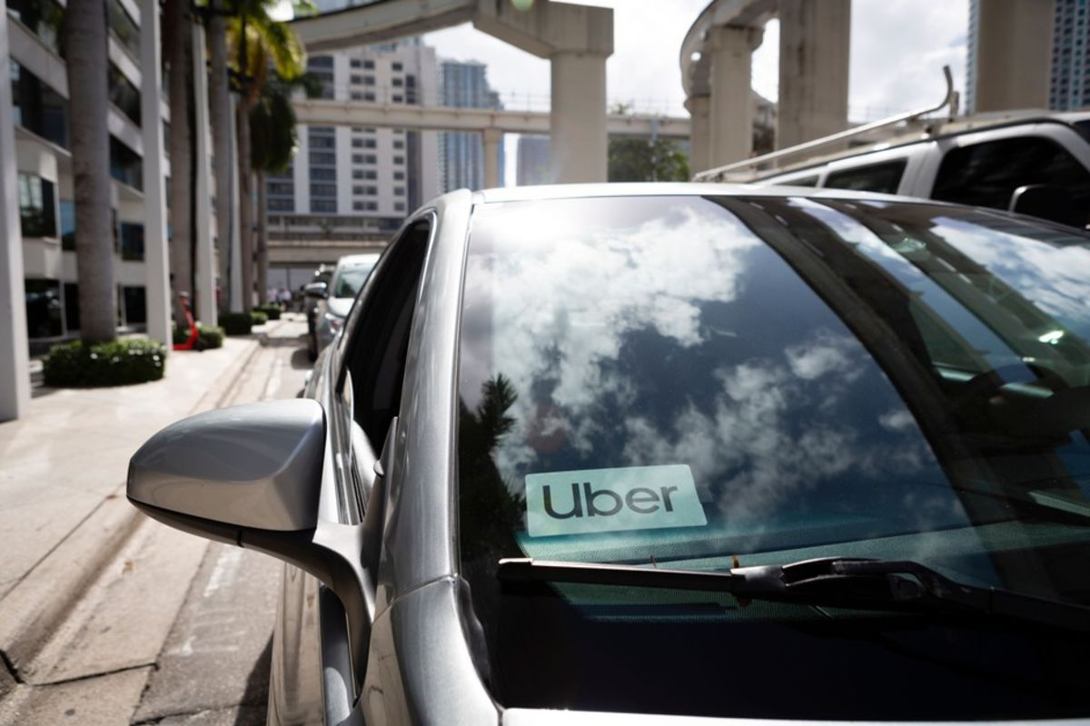 The Human Cost of Calling an Uber Right Now - Bloomberg