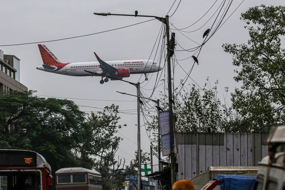 Tata Said to Win Air India in Historic Deal Years in Making