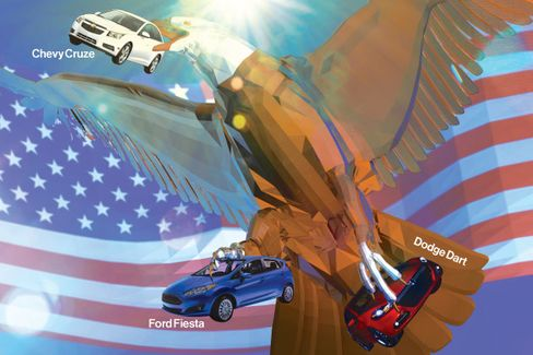 GM, Ford, and Chrysler: The Detroit Three Are Back, Right?