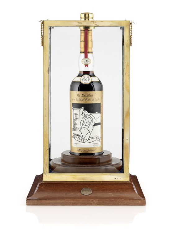 Rare $1.2 Million Bottle of Macallan to Lead Bonhams Auction