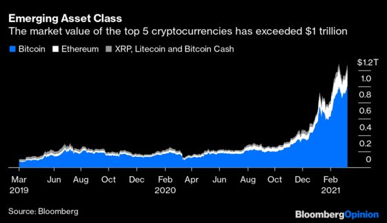 Crypto's Rising. So Are the Stakes for Governments Everywhere
