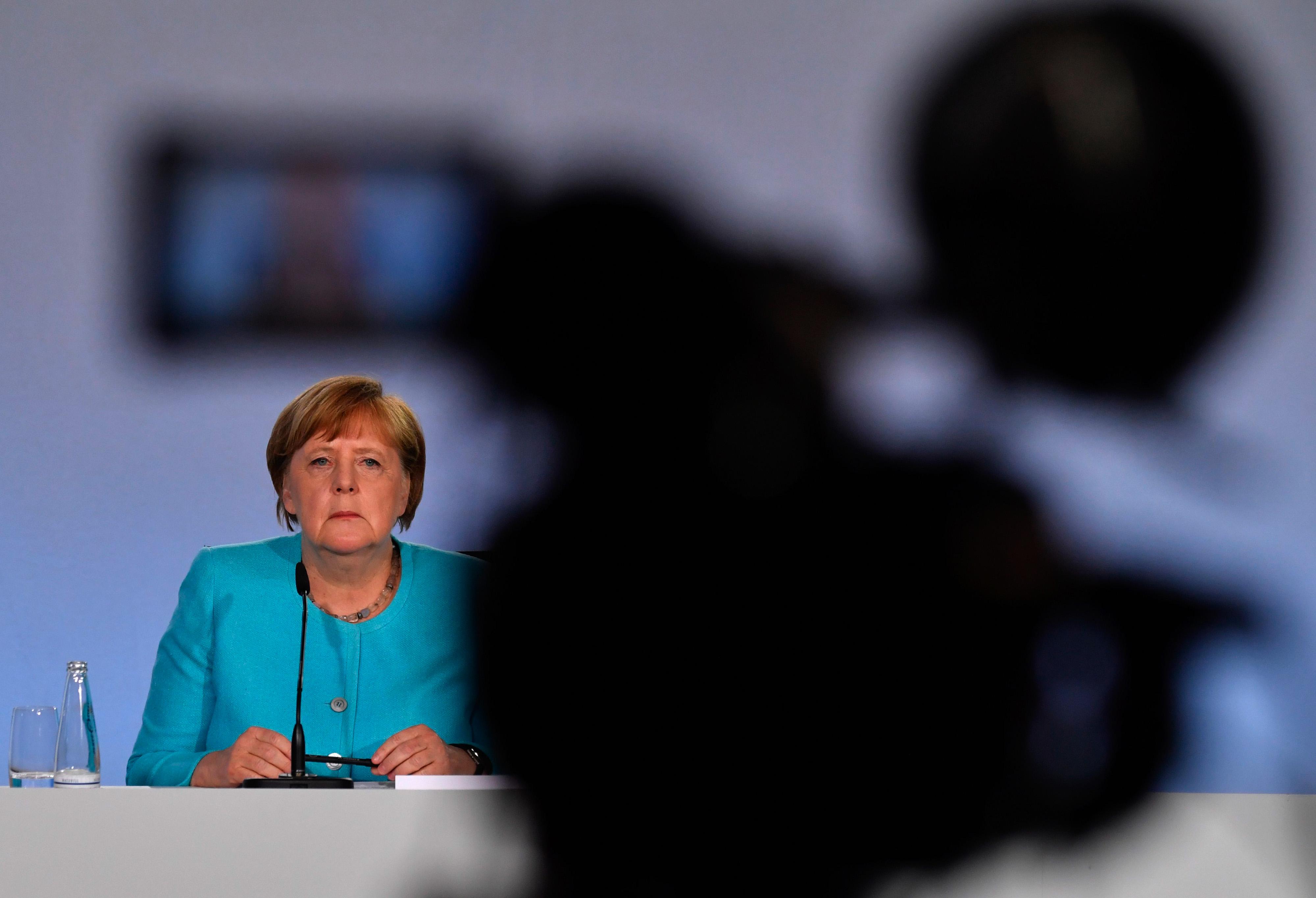 GERMANY-POLITICS-HEALTH-VIRUS-BUDGET