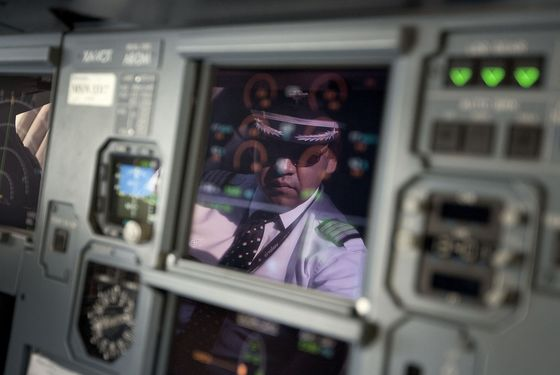 Will You Fly When Your Pilot Is a Robot?