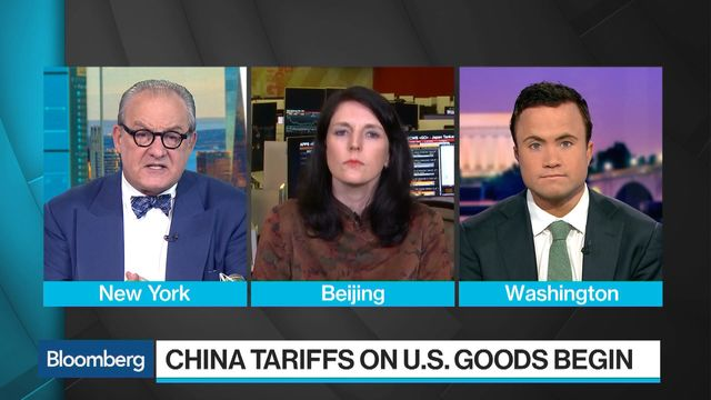 Trump Suggests More Tariffs May Be Coming