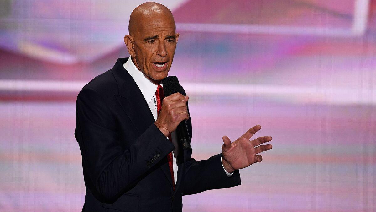 Billionaire Tom Barrack Throws Harvey Weinstein a Lifeline