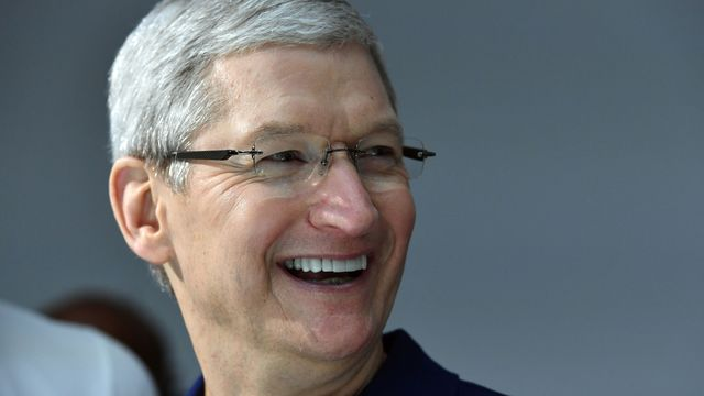 Apple CEO Tim Cook has been awarded $89.2 million in Apple stock