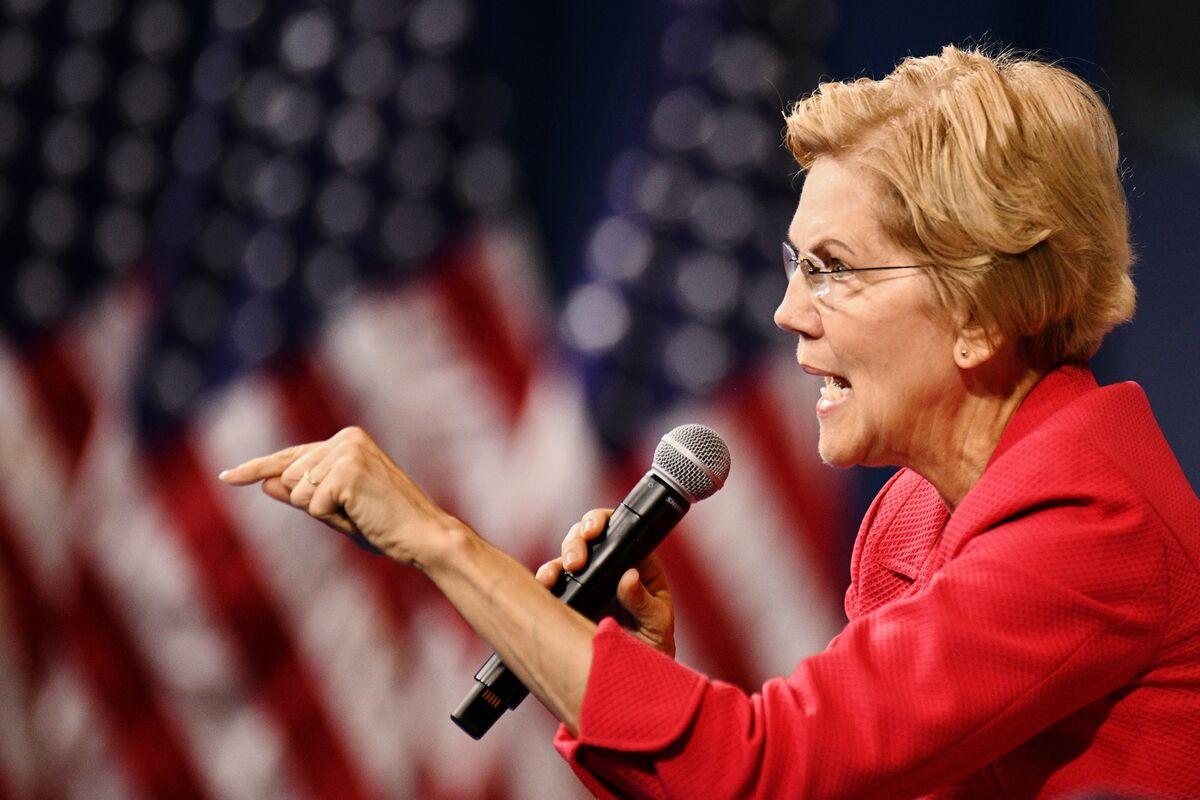 Warren Reports Logging 2 Million Donations: Campaign Update