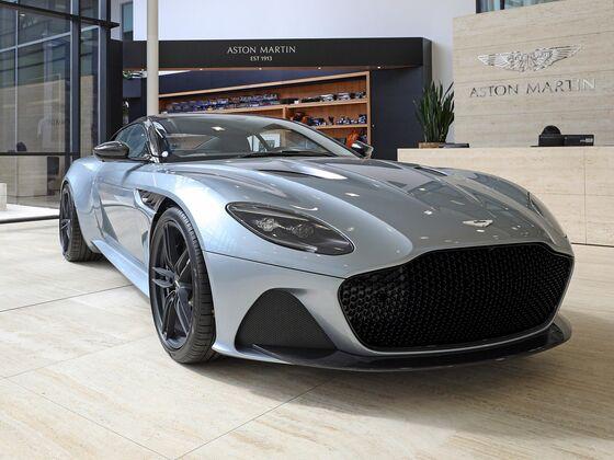An 800% Aston Martin Return Reveals Engineer as Billionaire
