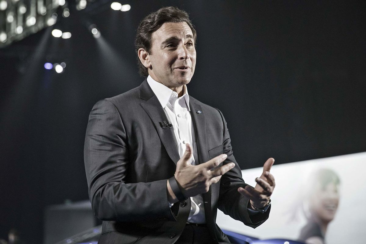 Former Ford CEO Mark Fields Could Walk Away With $57.5 Million