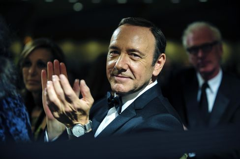 Kevin Spacey Lobbies Real Lawmakers for House of Cards Tax Break