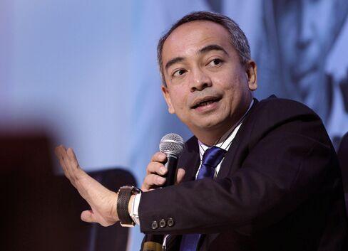 CIMB Group Holdings CEO Nazir Razak