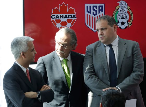 U.S. World Cup Bid Looked a Done Deal. Then Trump Spoke