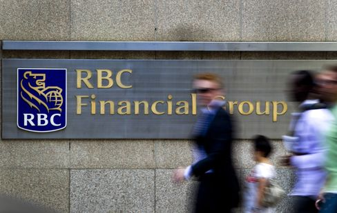 RBC Leads Banks as Takeovers Hit a 5-Year High