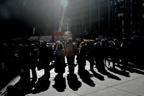 The Plight of the Long-Term Unemployed