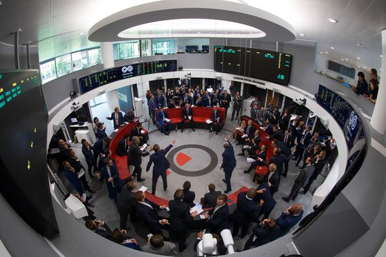 London's Raucous Trading Ring Calls Time on 144-Year History