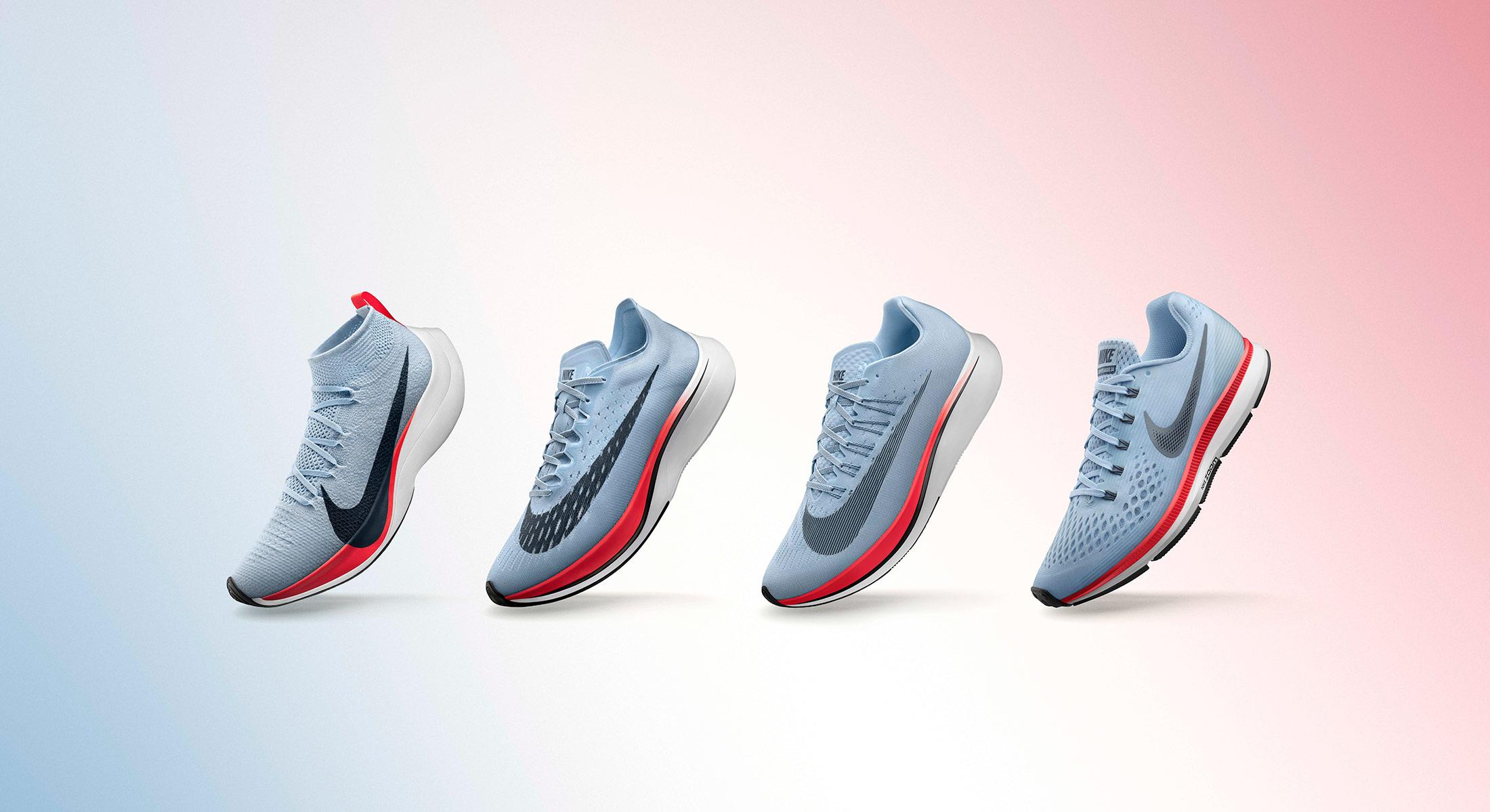 It's Nike Versus Adidas in Race to Break a Two Hour Marathon
