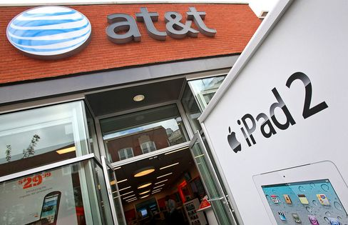 Sprint Denied Access to Data U.S. Got From AT&T in Merger