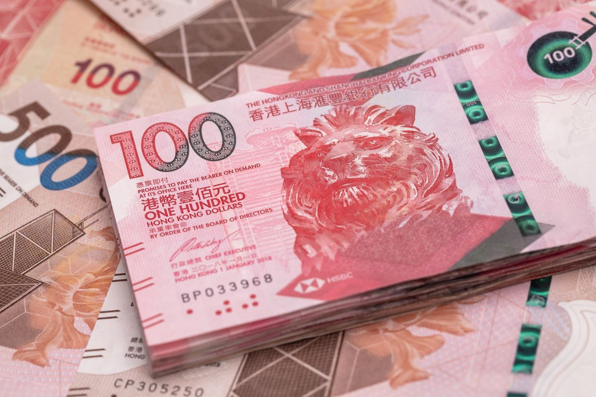 Hong Kong's Resilient Dollar Looks More Shakey After Decline