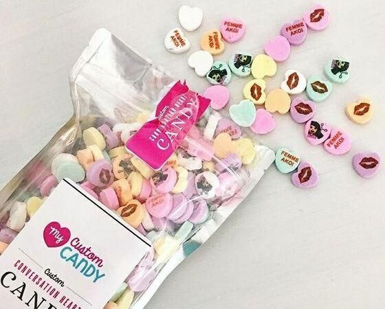 Candy Companies Battle for America's Broken Heart