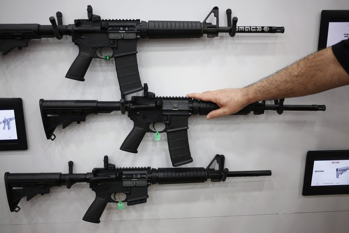 u.s. supreme court rejects assault rifle, open-carry appeals - bloomberg