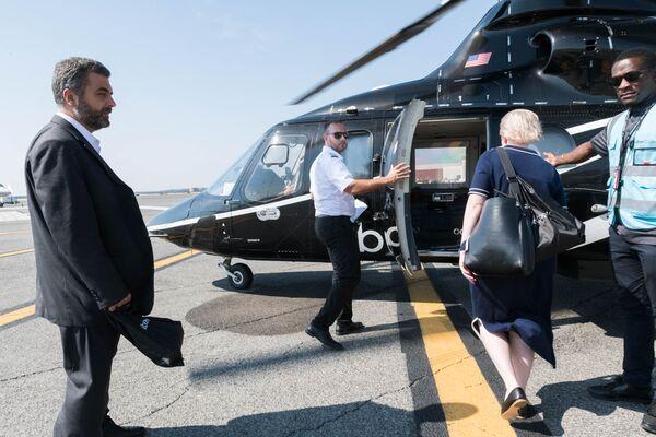 Uber Luncurkan Layanan Helikopter di New York City