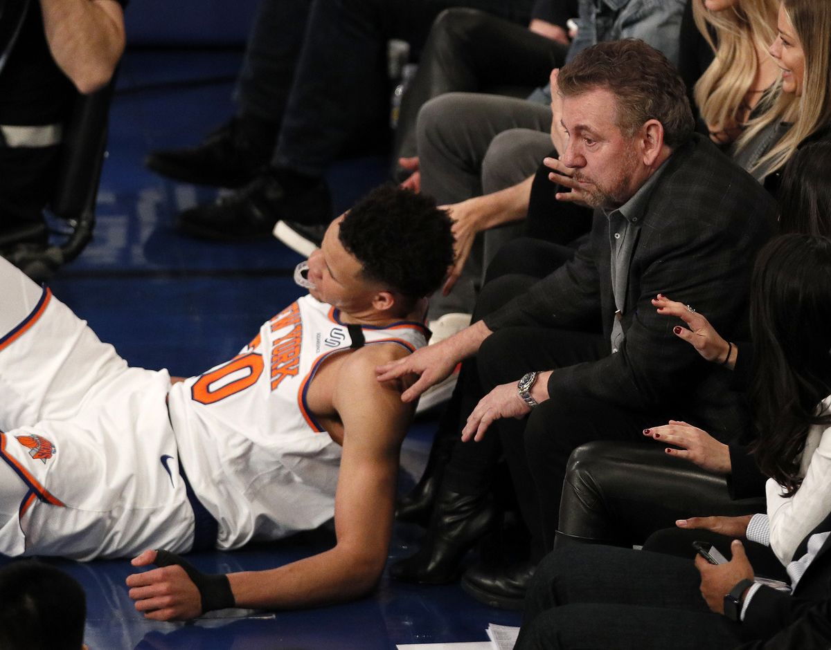Jim Dolan's Week Gets Worse as Subscribers Flee Knicks Channel