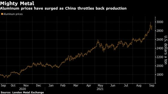 Global Energy Crunch Leaves China Facing More Power Shortages