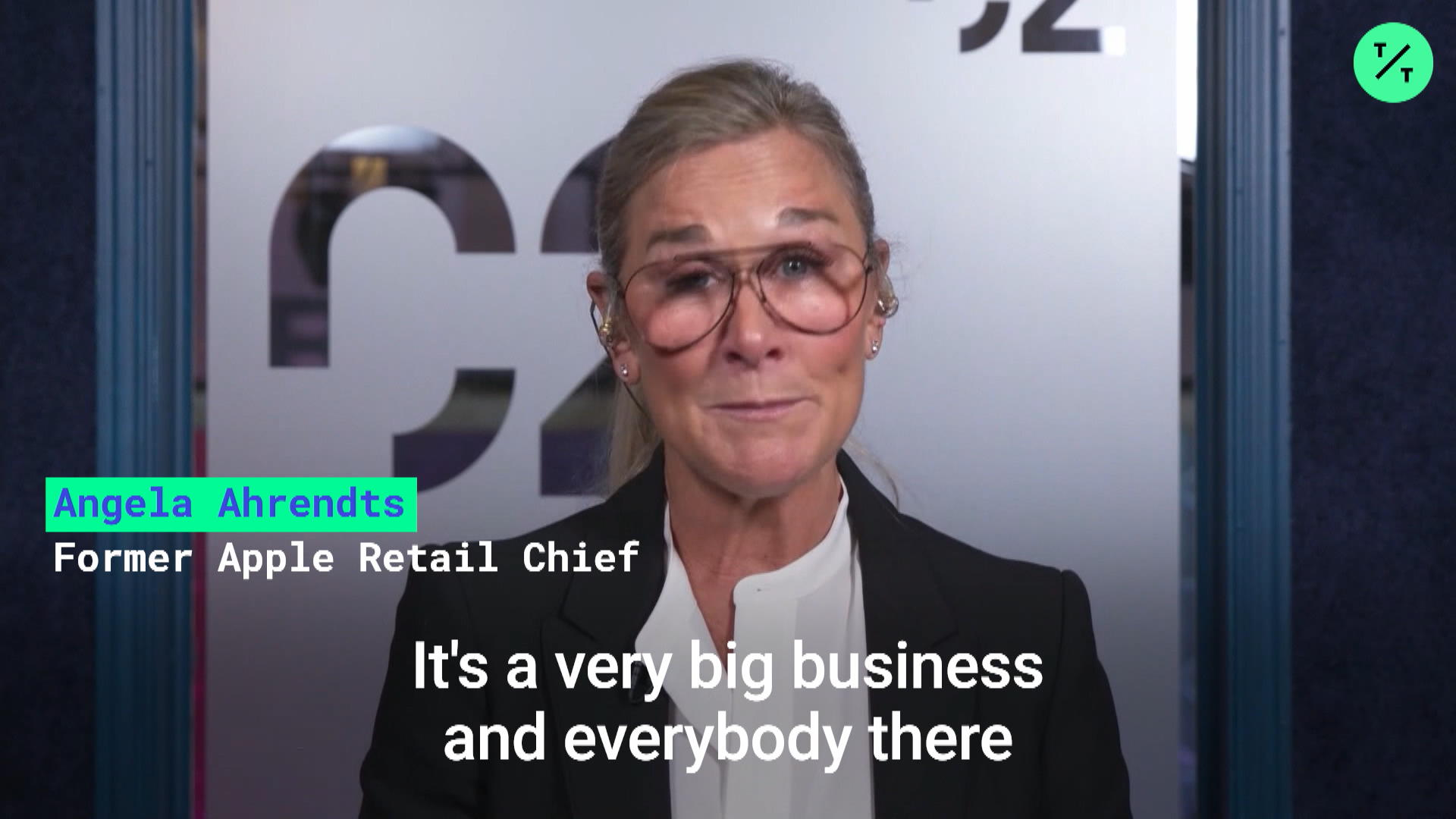 Angela Ahrendts on Her Mission at Apple