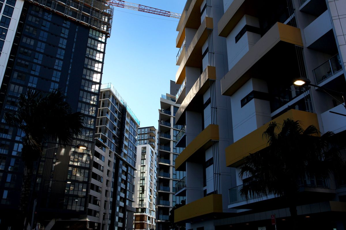 Sydney's Property Plunge Will Be the Central Bank's Biggest Worry