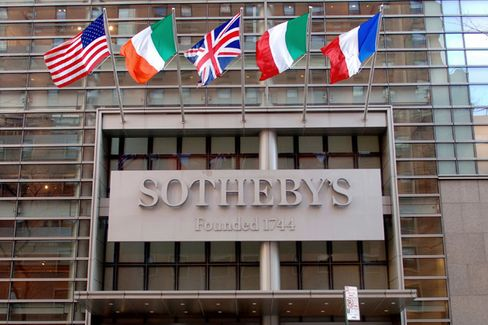 Sotheby's Adopts Poison Pill to Thwart Loeb