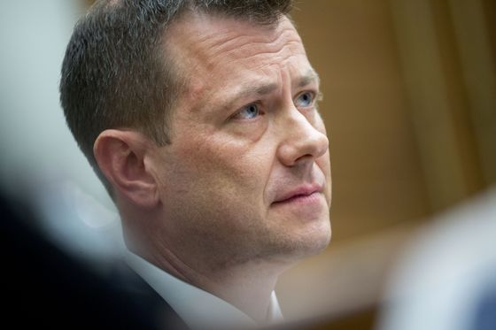 FBI Fires Agent Peter Strzok, Whose Anti-Trump Texts Sparked an Uproar