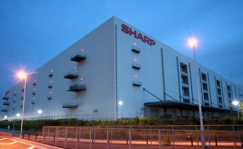 Sharp Falls After Report It Offered Stake for Less