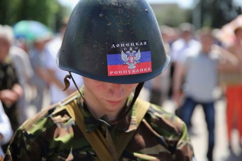 Ukraine's Government Gains the Advantage Over the Separatists