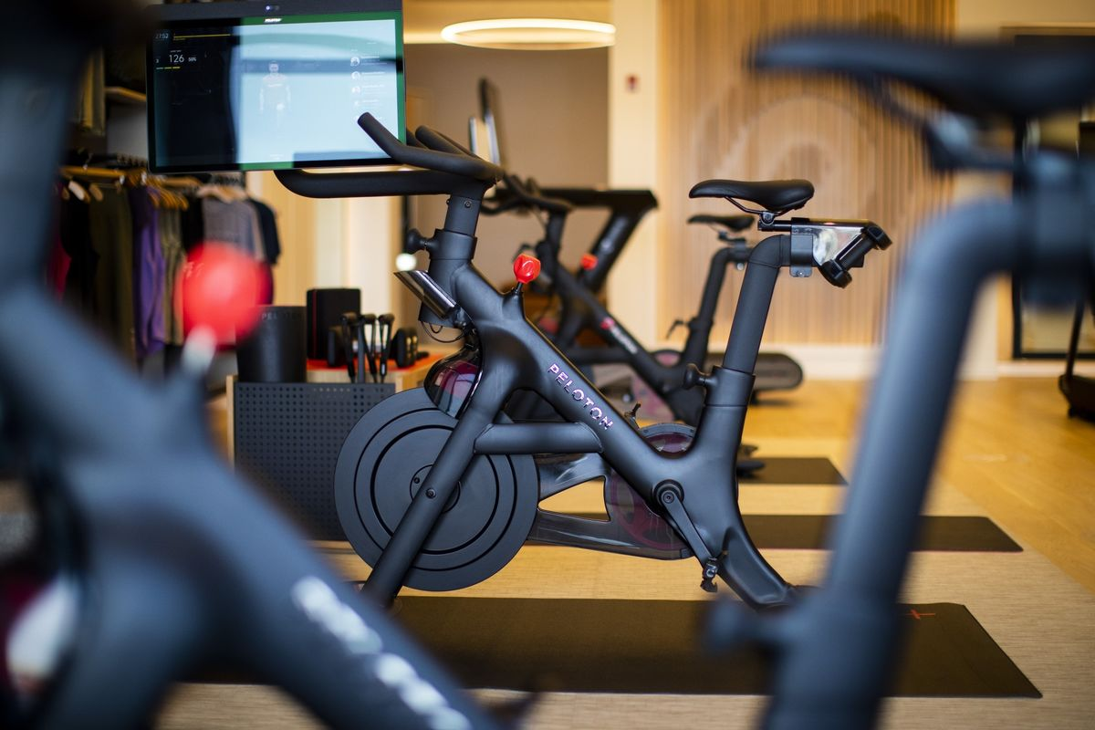 Dish Sues Peloton, Icon and Lululemon Over Streaming Patents