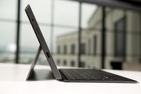 Like Kickstands? Microsoft Has Just the Tablet for You