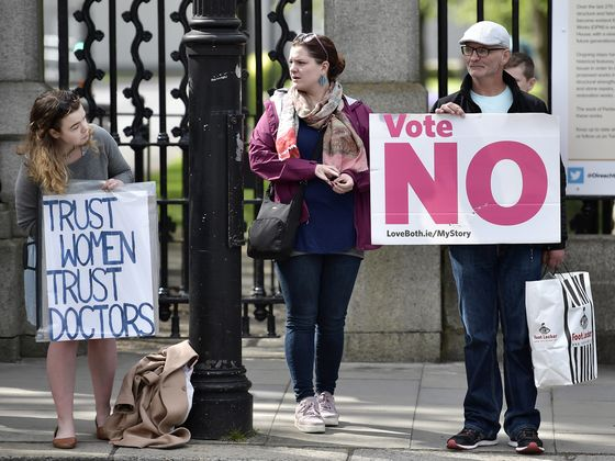 An $83 Abortion Pill Is Shaping Ireland's Last Great Moral Fight