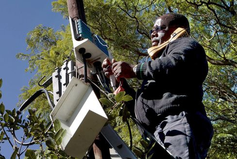 South Africa's ANC Considers Push to End Telkom's Listing