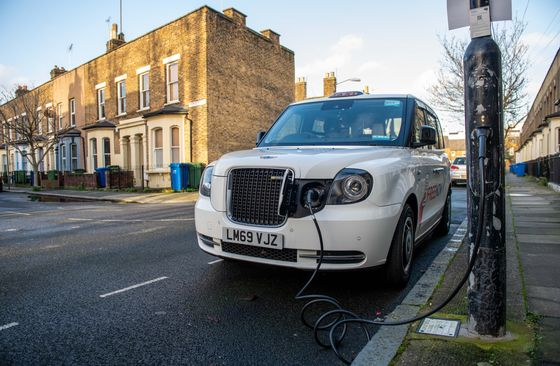 Shell to Install 50,000 U.K. On-Street EV Chargers by 2025