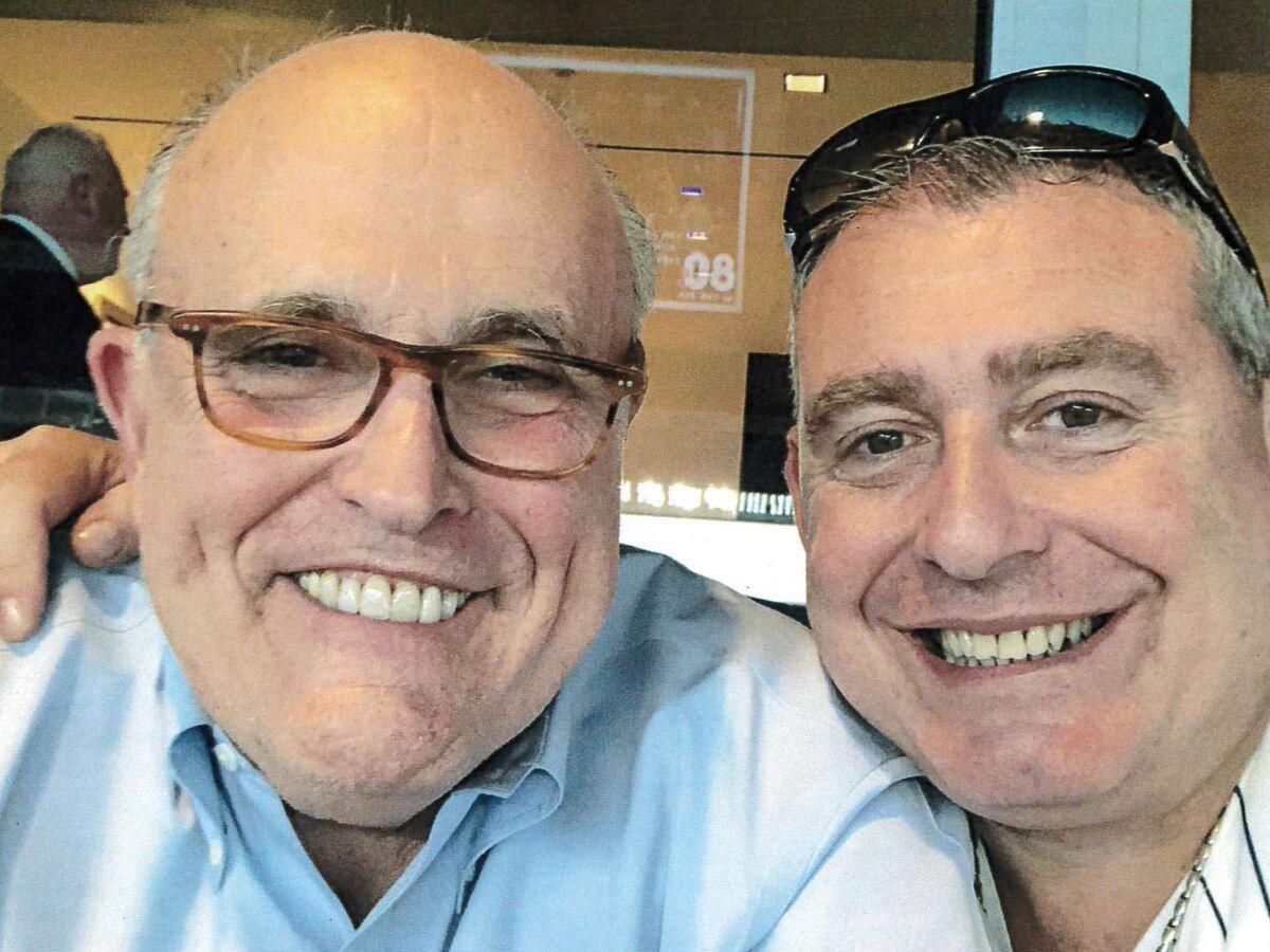 Rudy Giuliani Sidekick Lev Parnas Traces Part of Money Trail to Ukraine