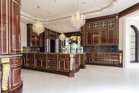 Interior ofLe Palais Royal.