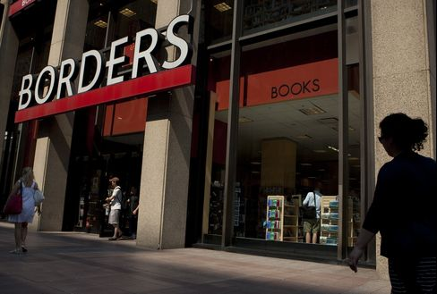 Borders to Add 6.3 Million Square Feet to Slow Retail Market