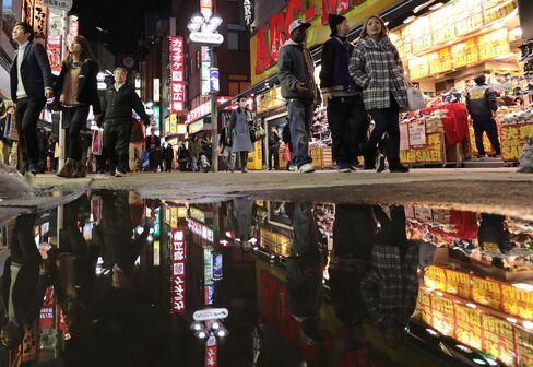 Shibuya District of Tokyo