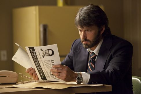 'Argo' Is Top Weekend Film With $12.4 Million in Receipts