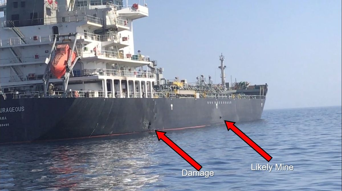 Gulf on Edge as Conflicting Accounts of Tanker Attacks Swirl
