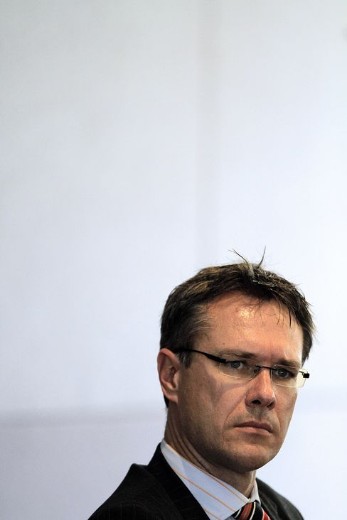 RBA Assistant Governor Guy Debelle